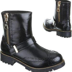 Dámské kotníkové boty Cin Cin Amica vel. EUR 36, UK 3,5
