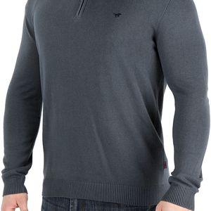 Pánský svetr s rolákem Mustang vel. M