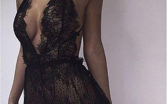 Sexy průhledné spodní prádlo