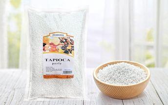 Tapioca perly: 1 kg zdroje živin do vaší kuchyně