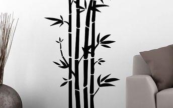 Samolepka na zeď - Bambus
