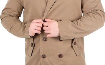 Pánský elegantní kabát Soul Star vel. S
