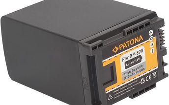 Patona pro Canon BP-828 2670mAh Li-Ion - PT1195