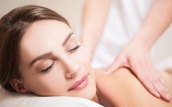 Relaxační celotělová masáž dle výběru