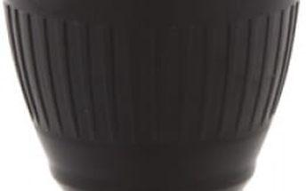 USB lampička v podobě žárovky - černá - dodání do 2 dnů