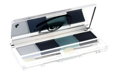 Clinique All About Shadow Quad 4,8 g oční stín pro ženy 11 Galaxy