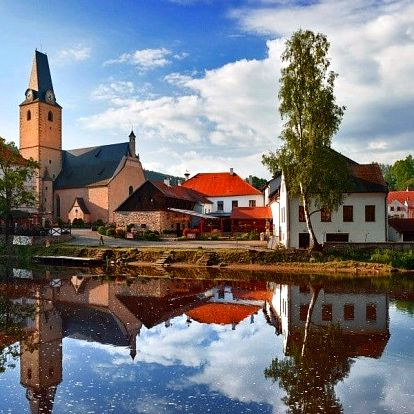 Jižní Čechy se skvělým jídlem a kartou výhod