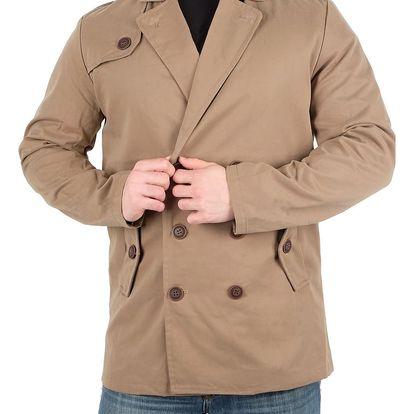 Pánský elegantní kabát Soul Star vel. XL