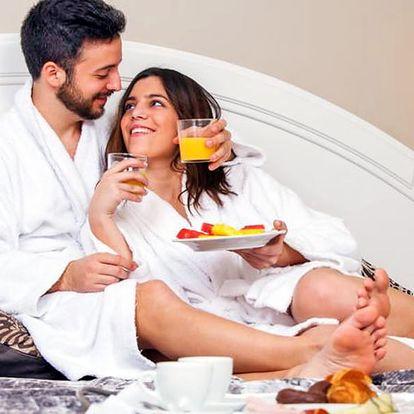 Romantika v jižních Čechách pro DVA s ubytováním v hotelu na historickém náměstí