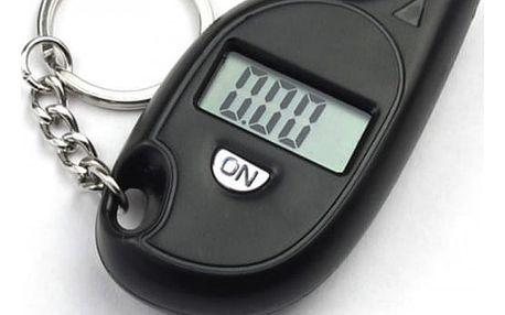 Digitální mini tlakoměr