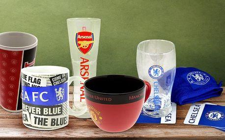 Hrnky pro fanoušky slavných fotbalových klubů