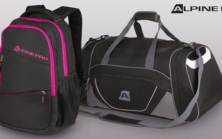 Sportovní tašky a batohy Alpine Pro