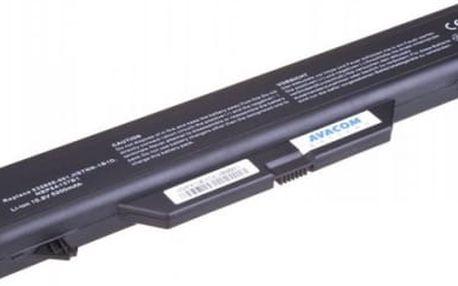Baterie Avacom pro HP ProBook 4510s, 4710s, 4515s Li-Ion 10,8V 5200mAh (NOHP-PB45S-806) černá