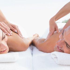 Párová relaxační masáž – výběr ze 3 druhů