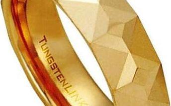 Tribal Prsten RTS30-GOLD 60 mm