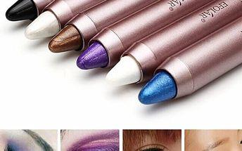 Oční stíny v tužce - různé barvy