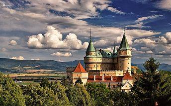 2050 Kč za 3-denní pobyt v termálech Bojnice v 3* hotelu s polopenzí pro dva - Bojnický zámek, termální lázně a největší slovenská ZOO na jednom místě! Nástup kterýkoliv den v týdnu, platnost až do 20.12.2017