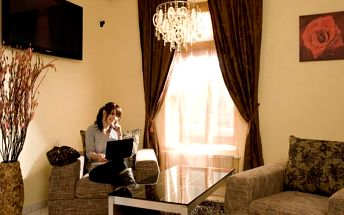 3–5denní wellness pobyt se snídaní pro 2 v apartmánech Anděl v Praze