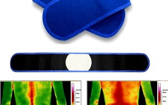 Zahřívací bederní pás - dodání do 2 dnů
