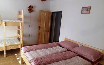 Adršpach, Broumovsko: 3 až 5 dní pro 2 osoby nebo celou rodinu v apartmánech Hájenka