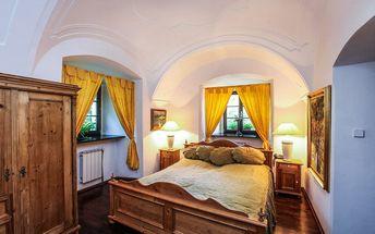 Vysočina, Hotel Šiškův mlýn**** na 3-4 dny pro dva s polopenzí + sauna, bazén, kola a bowling
