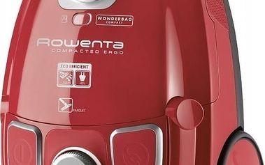 Rowenta Compacteo Ergo RO5253OA červený