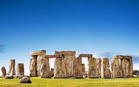 Londýn a Stonehenge