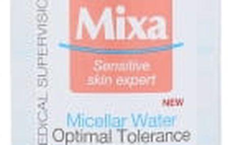 Mixa Optimal Tolerance 400 ml micelární voda pro ženy