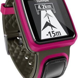GPS hodinky Tomtom Runner (1RR0.001.01) růžové