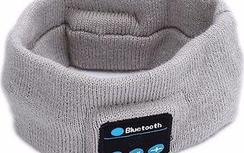 Chytrá čelenka s bluetooth
