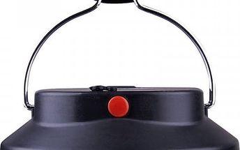Přenosná a závěsná LED lampa ideální na kempování