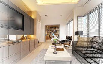 Bydlení dle vašich představ: 3D návrh interiéru