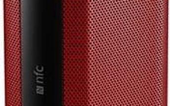 Přenosný reproduktor Philips BT6600R červený + Doprava zdarma