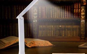 Nastavitelná LED lampa pro čtení