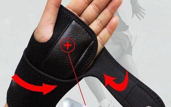 Sportovní ortéza na dlaň a zápěstí