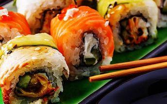 50% sleva na veškeré sushi i sushi sety v restauraci Pho Viet