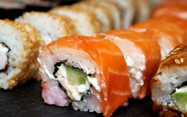 Víkendová sleva 30 % na sushi All You Can Eat v restauraci Sushi Oishi