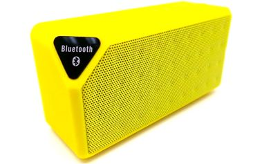 Přenosný bluetooth reproduktor ve tvaru cihličky - více barev