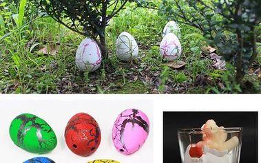 Magické střední dinousauří vejce - 10 ks