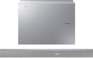 Soundbar Samsung HW-K551 stříbrný