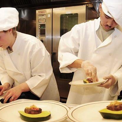 Zaučený/á kuchař/ka, odborný kurz