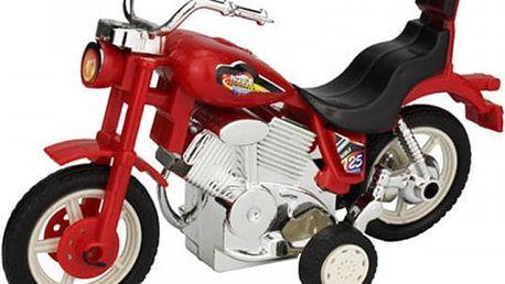Dětská hračka - motorka v různých barvách