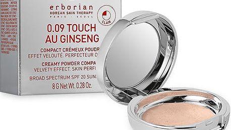 Erborian Touch au Ginseng - Hedvábný pudr 8 g Clair