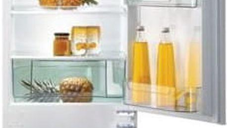Kombinace chladničky s mrazničkou Mora VC 182 bílá
