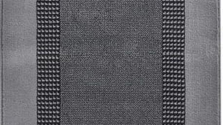 Koberec Basic, 80x200 cm, šedý