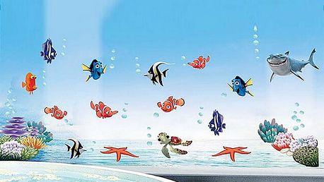 Mořské ryby 60 x 45 cm