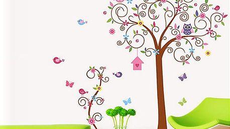Strom do dětského pokoje 180 x 170 cm