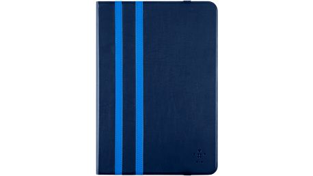 Belkin iPad Air 1/2 pouzdro Athena Twin Stripe, modrá - F7N320btC02