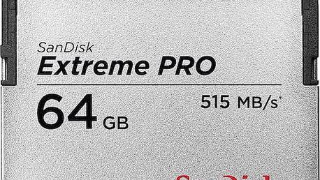 SanDisk CompactFlash Extreme Pro 64GB 515MB/s - SDCFSP-064G-G46B