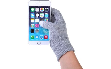 Zimní rukavice na dotykový displej - 8 barev